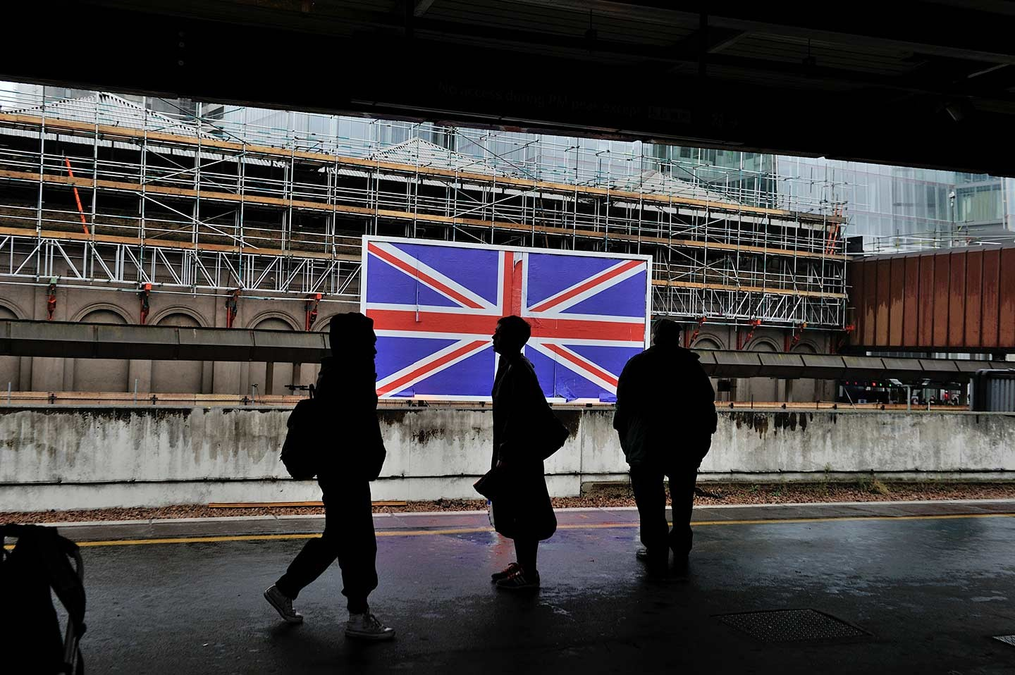 There will be a Brexit, let it be