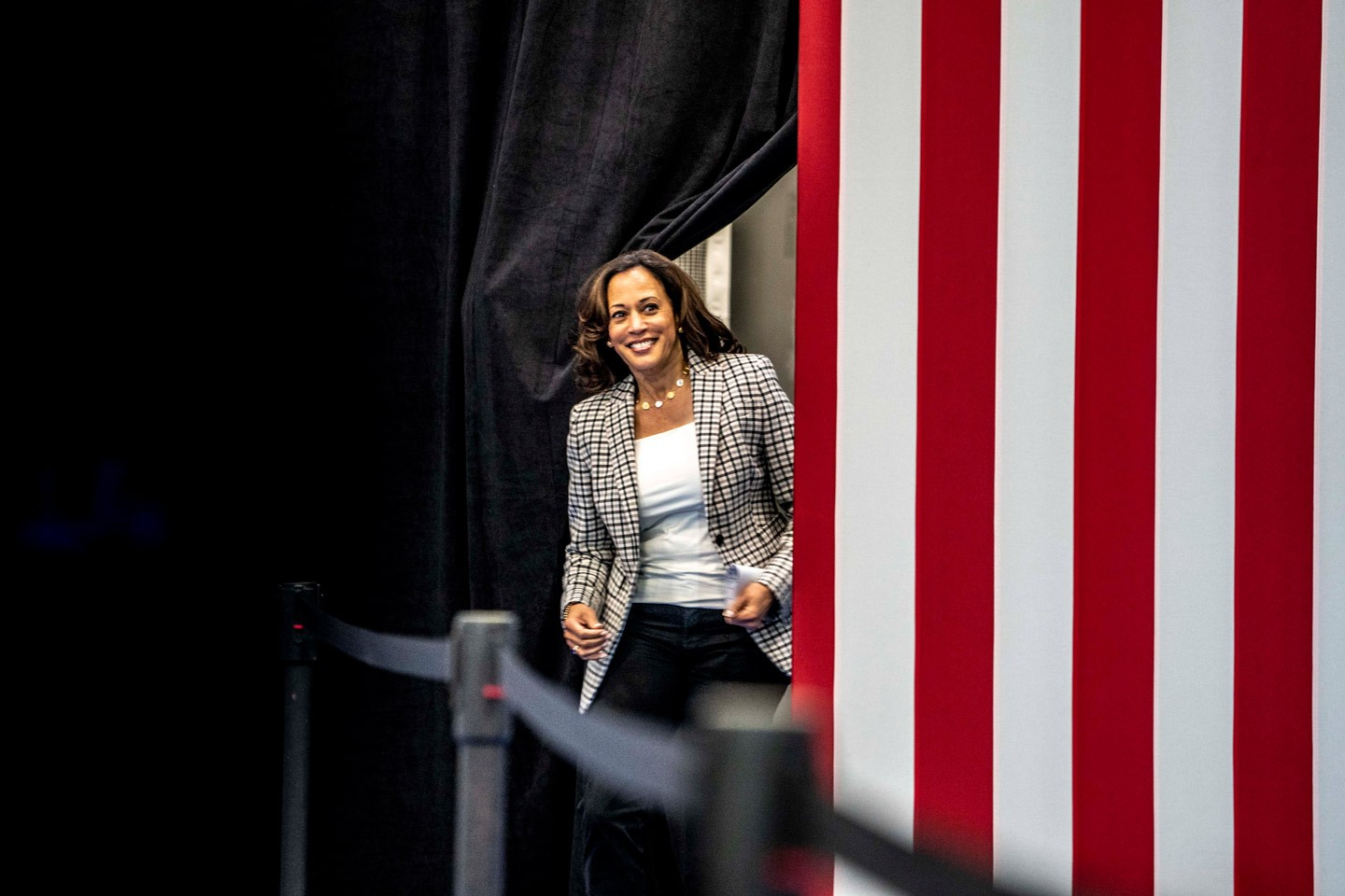 Kamala Harris, le ticket tactique de Biden