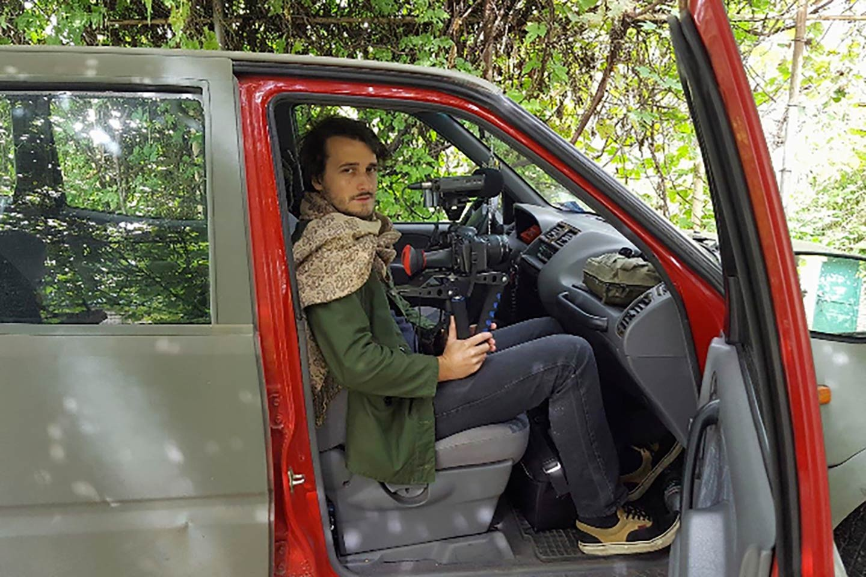 turquie le journaliste loup bureau un baroudeur