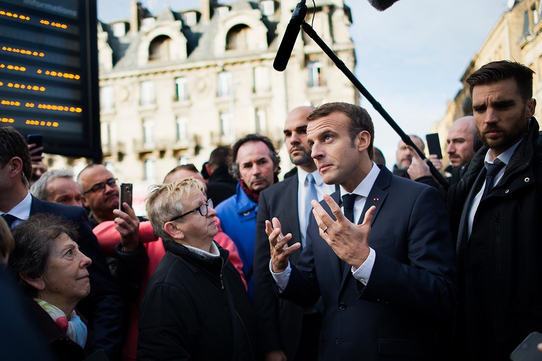 Emmanuel Macron a-t-il menti — Hommage à Pétain