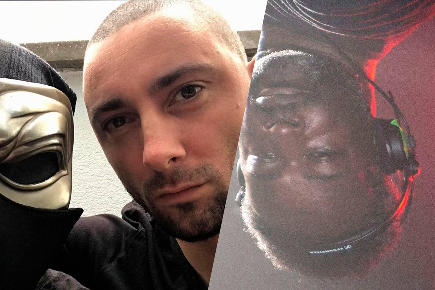 Burial et A Guy Called Gerald, ivres de la jungle