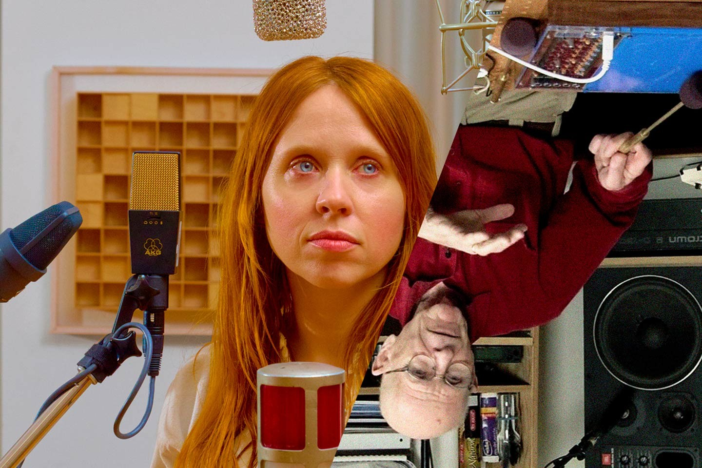 Holly Herndon et Max Mathews
