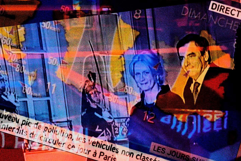 Penelope et François Fillon sur i-Télé