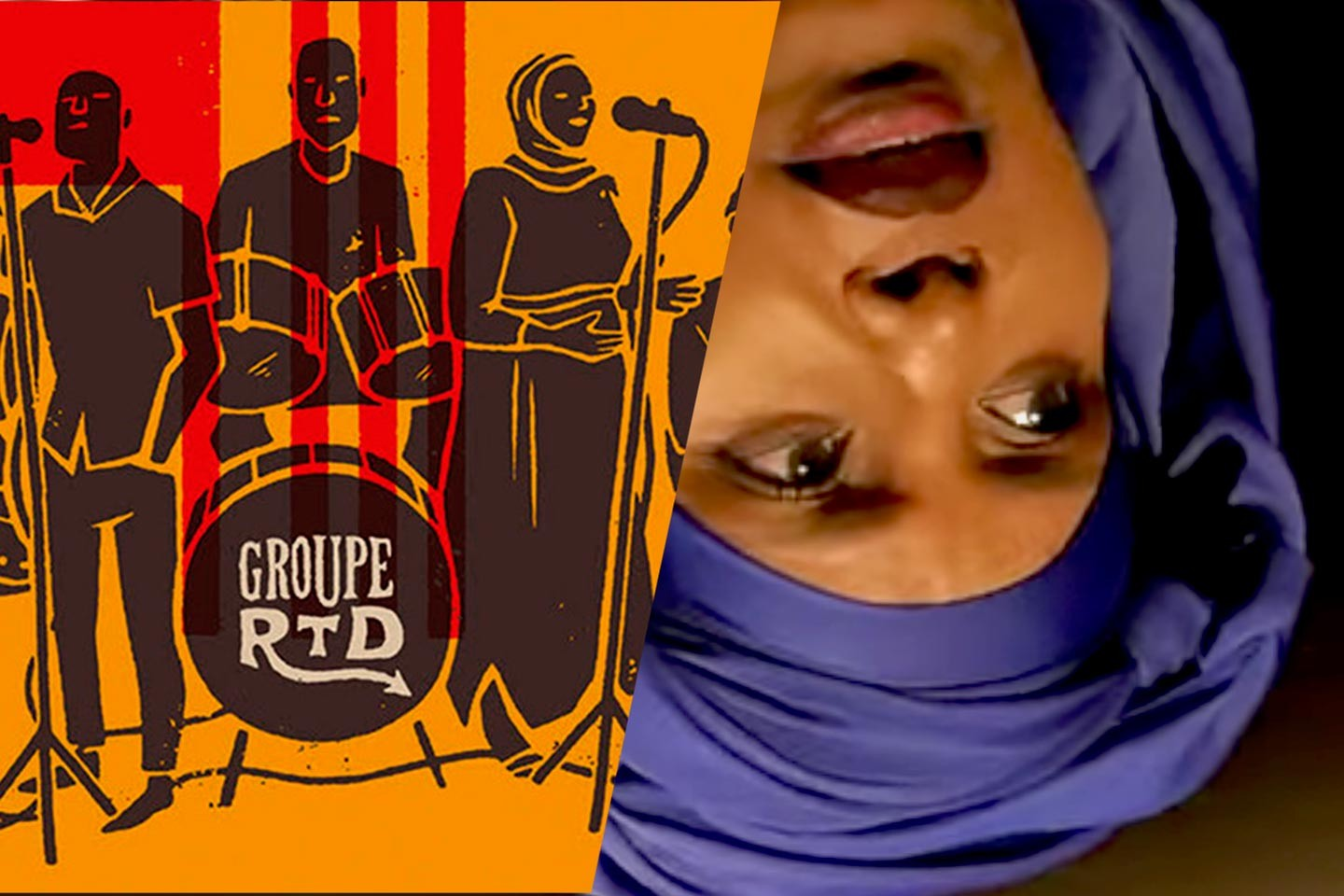 Groupe RTD et Sahra Halgan, out of East Africa