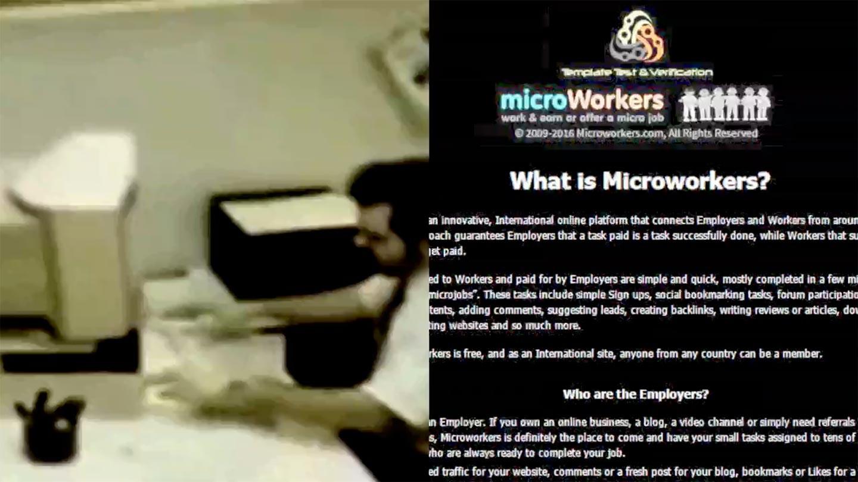 blo vidéos de travail