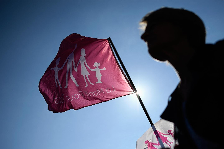 74.500 manifestants selon Occurence, 42.000 selon la préfecture — Marche anti-PMA