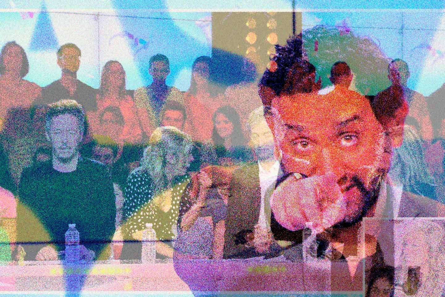 Montage de Cyril Hanouna (…)