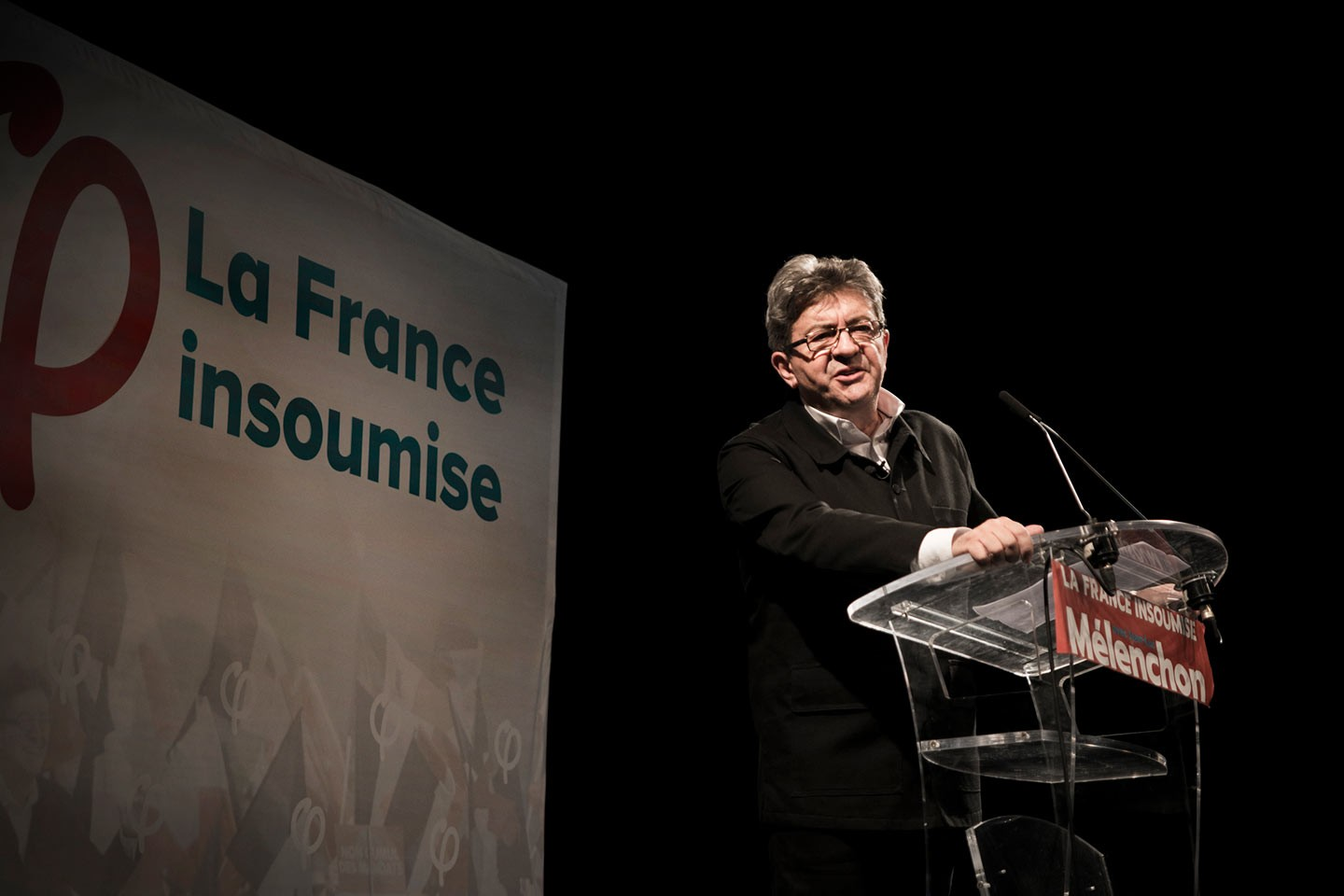 Mélenchon, le good boy de Marseille