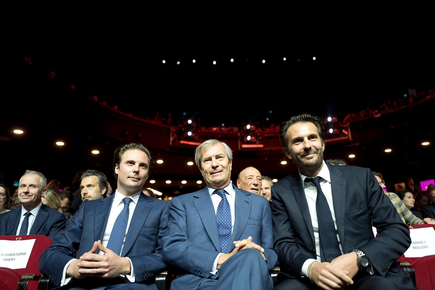 Yannick Bolloré, le second empire